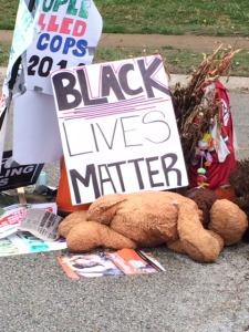 BLM at Memorial