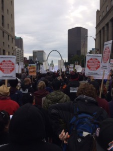 Weekend of Resistance - March in St. Louis