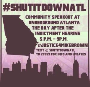 Shut it Down ATL